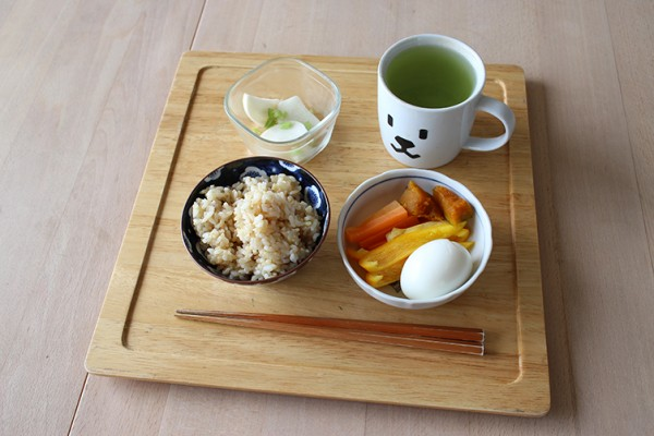 lunch on Mon. 18 May 2015