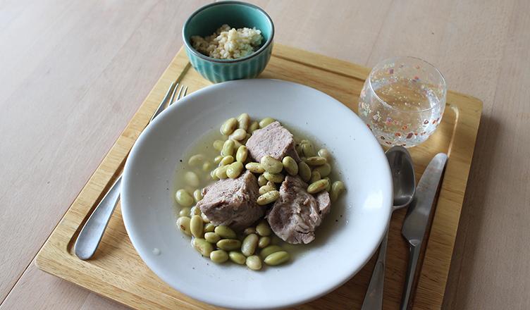 pork beans LifeStying by edochiana