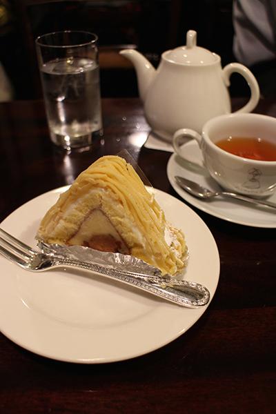 西洋菓子しろたえ赤坂 セーデルブレンドティー Söderblandning tea