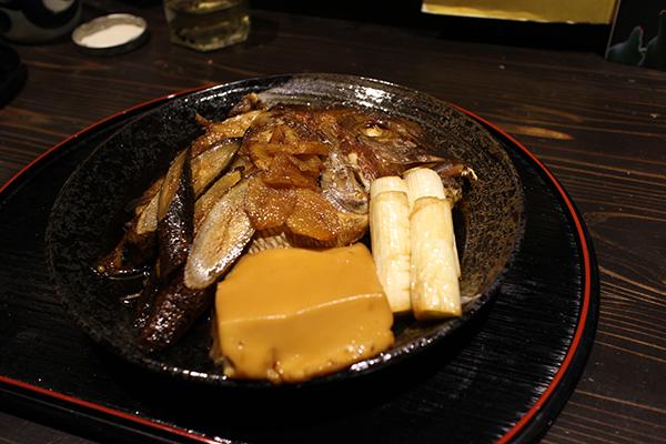 真鯛の兜煮 LifeStying by edochiana