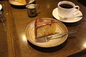オレンジケーキ @ カフェ・ラパン LifeStying by edochiana