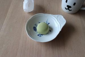 かん川のしほみ饅頭 抹茶 LifeStying by edochiana